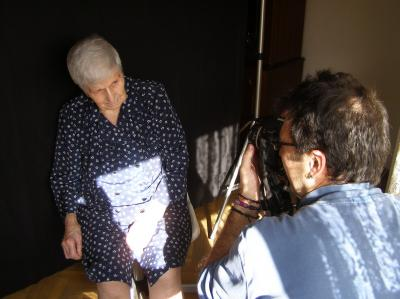 Ángel Bocalandro: fotografiando el Alzheimer
